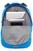 The North Face Borealis Classic Backpack clear lake blue/radiant orange